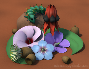 Kulaki and Flowers